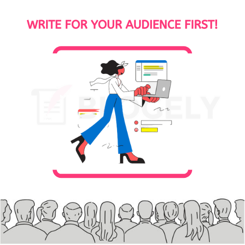 Focused keywords audience Seo Title for Blog Post