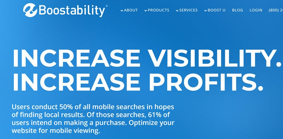 affordable seo services - Boostability