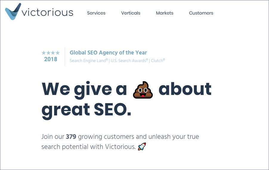 affordable seo services - Victorious SEO