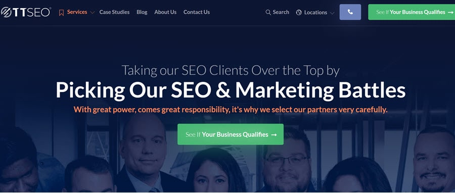 affordable seo services - OverTheTop