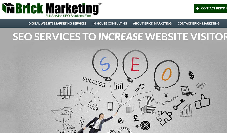 affordable seo services - Brick Marketing SEO