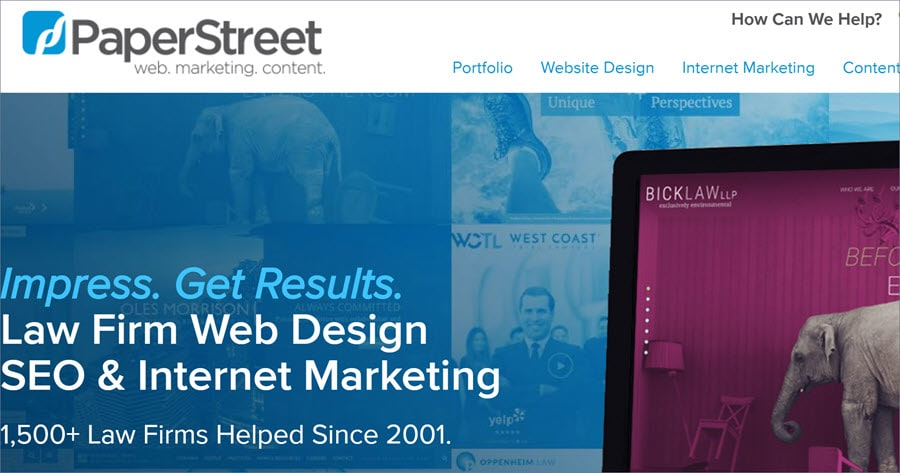 affordable seo services - PaperStreet