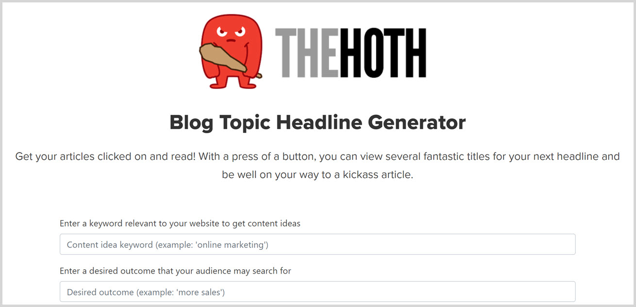 22 Best Free Blog Title Generators For Your Successful Blog
