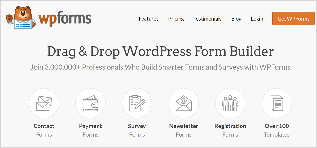 must have wordpress plugins - wpforms