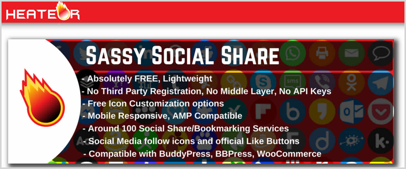 must have wordpress plugins - sassy social share