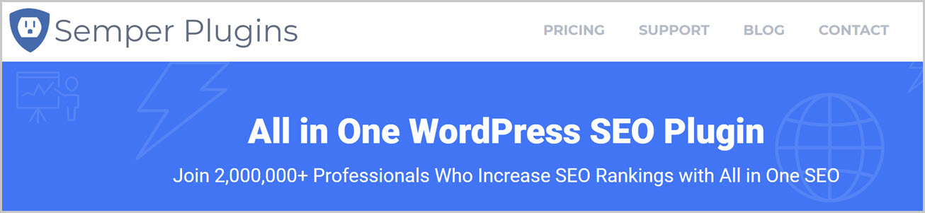 Best WordPress SEO Plugins- All in One