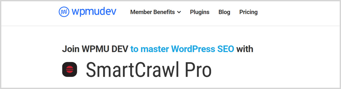 Best WordPress SEO Plugins - SmartCrawl