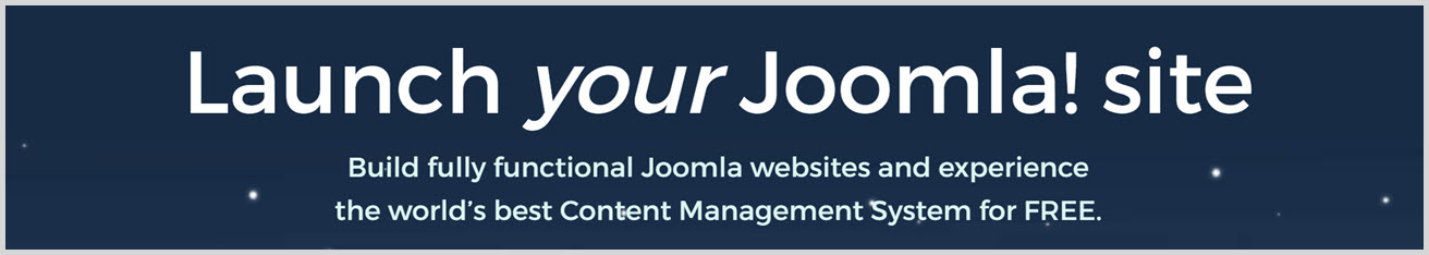 blogging sites for writers - joomla