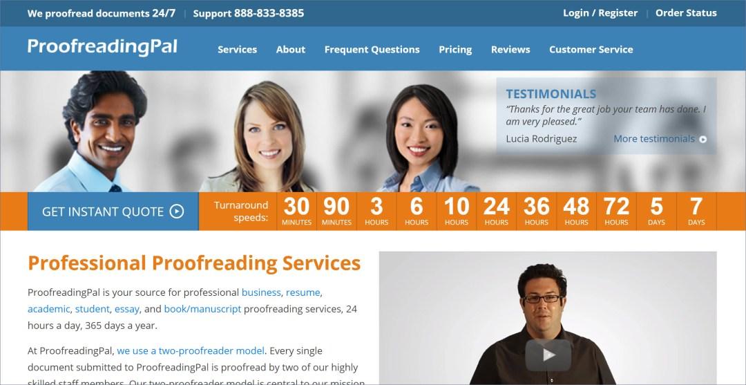 Online Proofreading Jobs and proofreading and editing services - proofreading Pal