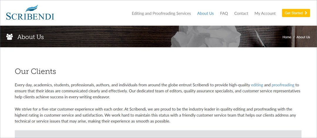 Online Proofreading Jobs and proofreading and editing services - Scribendi