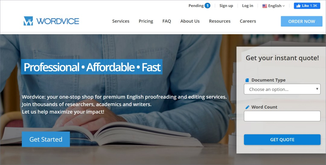 Online Proofreading Jobs and proofreading and editing services - Wordvise