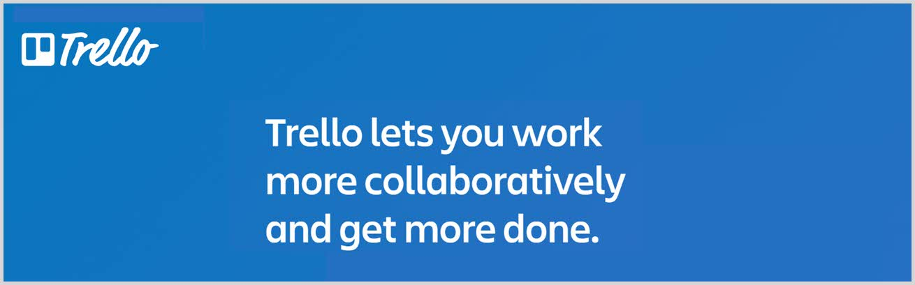 Trello blog organization, blog planner