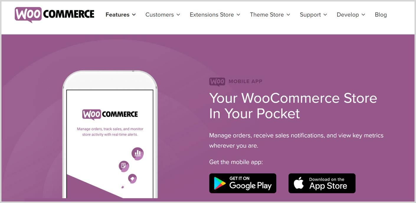 wordpress plugins for ecommerce - WooCommerce