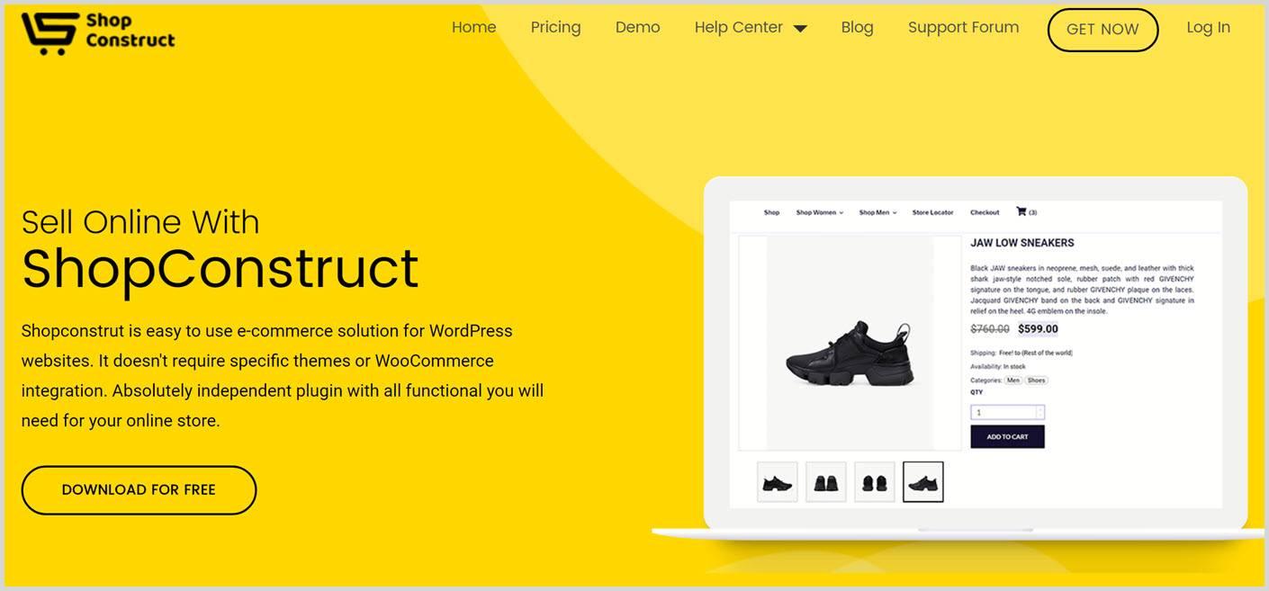 Best WordPress Plugins for Ecommerce - shopconstruct
