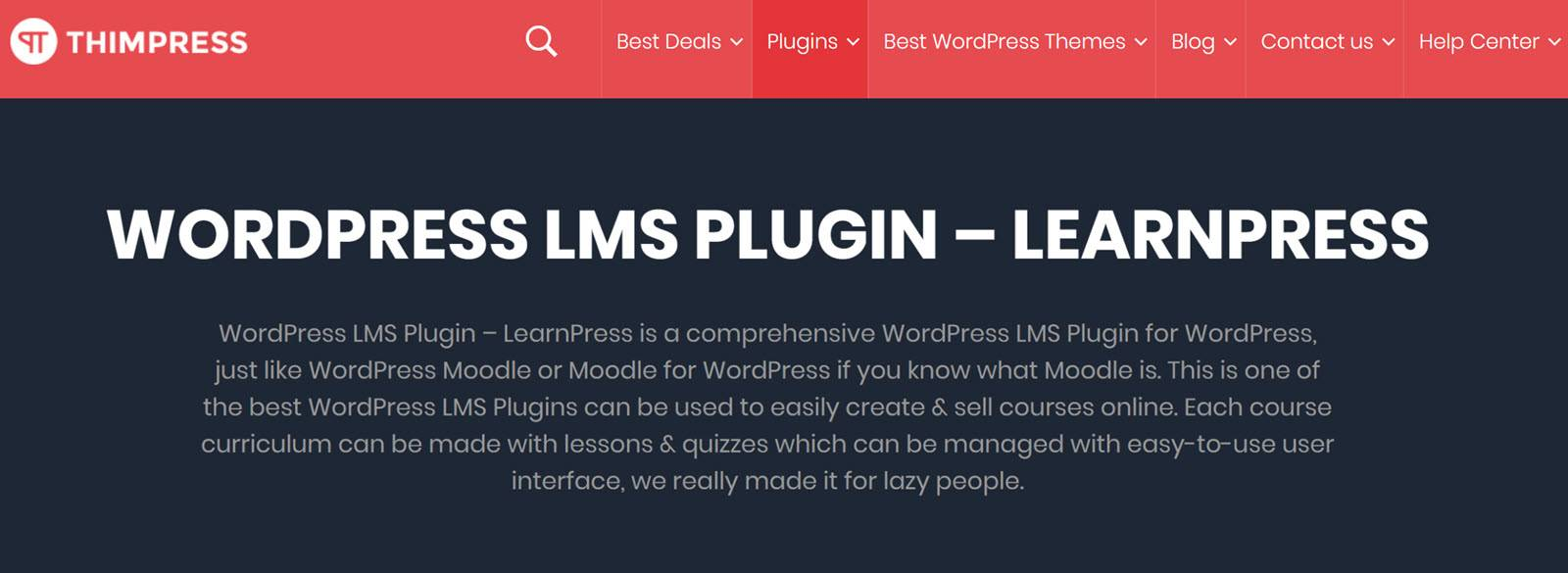 Best WordPress Plugins for Online Courses LearnPress