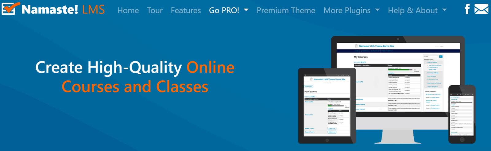 Best WordPress Plugins for Online Courses Namaste