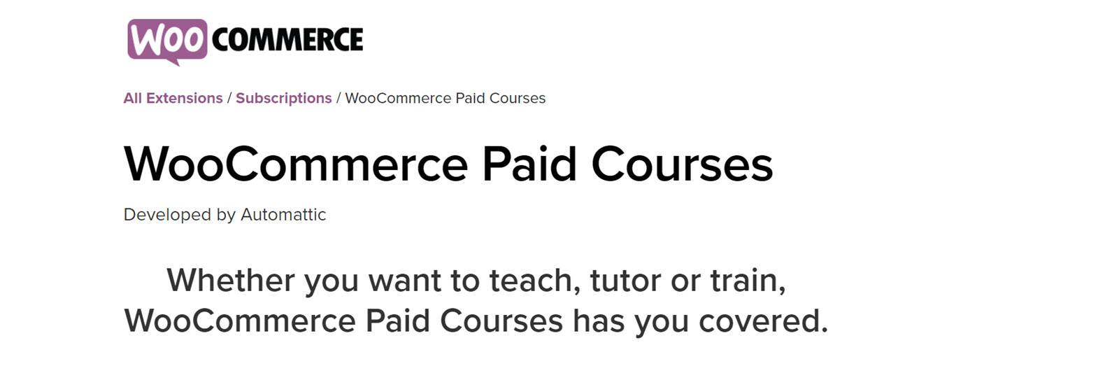 Best WordPress Plugins for Online Courses Woocommerce